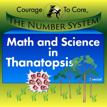 Math and Science in Thanatopsis: 6.RP.A.3