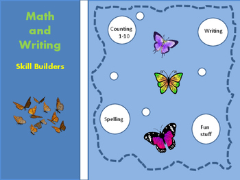 Math and Writing Skill Builders
