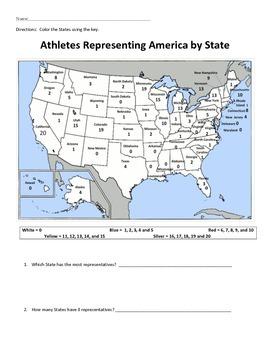 United States Map Unit