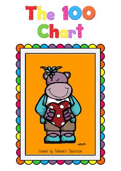 Math  bundle  4  -  The  100  chart