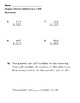 2nd Grade - Math in Focus - Chapter 2 Review
