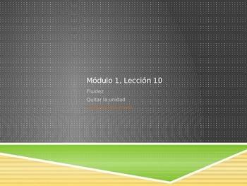 Math in Spanish: Grade 5 Module 1 Lesson 10