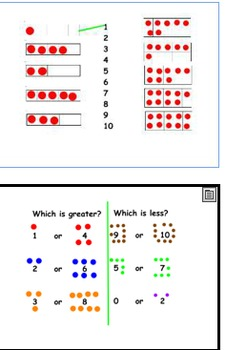 Math match and compare