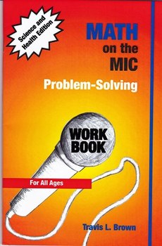 Math on the Mic problem-solving workbook