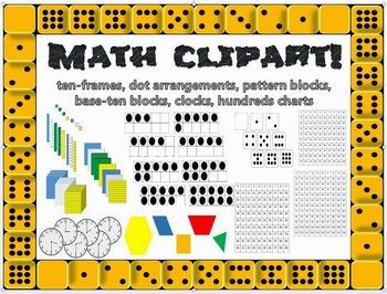 Mathematical Clipart