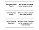 Mathematical Properties Match/Sort/Review