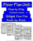 Mathematics Home Floor Plan & Square Area Unit