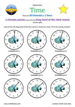 Mathematics: TIME Hour and Minutes