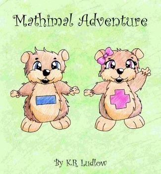 Mathimal Adventure Pack - Fun Math Worksheets  (Australian