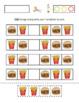 Mathématique et français sur le thème des aliments fiches