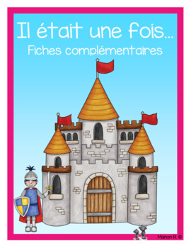 Mathématique et français sur le thème des châteaux (fiches