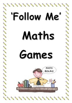 Follow Me Maths Games- Making numbers fun