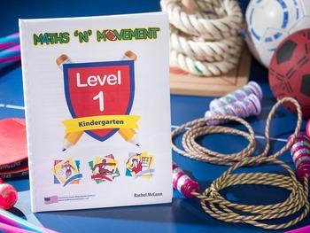Physical Education Maths Games & Lessons - Kindergarten Bu