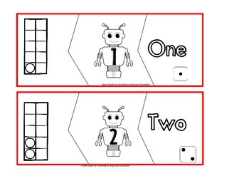 Maths Number Cards Teen cards, multiplication cards and