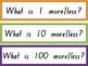 Maths Questions- Maths Wall Display