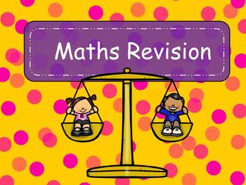 Maths Revision Powerpoint  - Foundation Phase