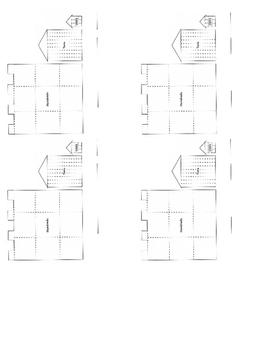 MathuSee Alpha Decimal Street worksheet