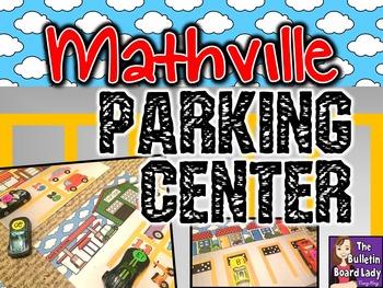 Mathville Parking Center -Math Workstation