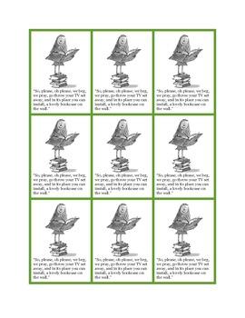 Matilda Cards