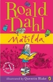 Matilda by Roald Dahl - 10 Fun Active Learning Tasks Bundle