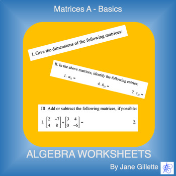 Matrices A