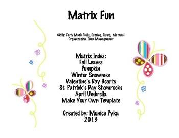 Matrix Fun