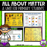 States of Matter Unit - Matter Unit Lesson Plans