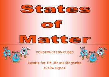 Matter Construction CUbe