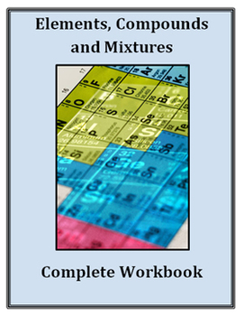 Matter - Elements, Compounds and Mixtures