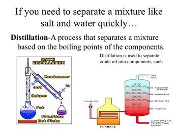 Matter: Mixtures