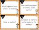 Matter Task Cards