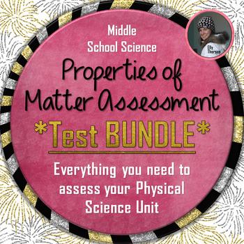 Properties of Matter Test PACKAGE