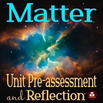 Matter Unit Pre-Assessment (Anticipation Guide)