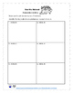 Mixtures and Solutions Activity Pack