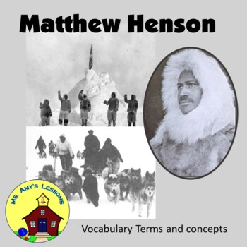 Matthew Henson PowerPoint Presentation. Co-discoverer of t
