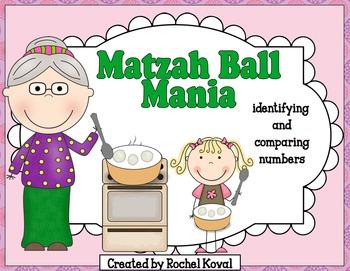 Passover Math games- Matzah Ball Mania