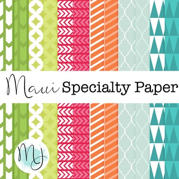 Maui Specialty Papers