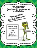 Max Learner Book Detective: Getting Started