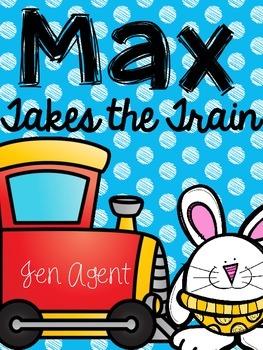 Max Takes the Train