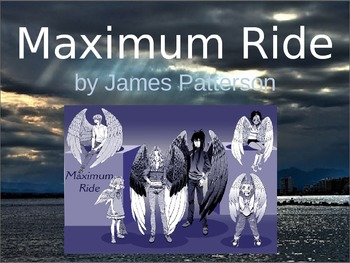 Maximum Ride PowerPoint (Updated)