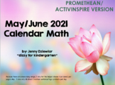 May/June 2016 Calendar for the Promethean Board (ActivBoard)