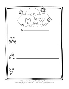 May Acrostic Poems