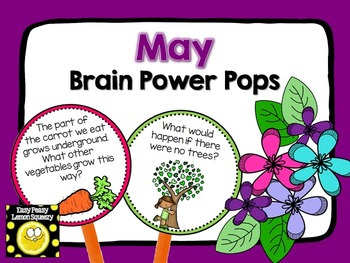 May Brain Power Pops