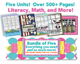 May Bundle: Memorial Day, Mother's Day, Cinco de Mayo and