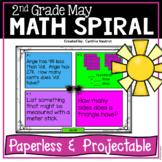 2nd Grade Math - May