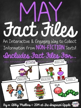 May Fact Files: Collecting Information from Nonfiction Texts