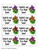 May Flowers Phonics: Short U Pack