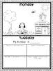 May Homework Calendar: A Month of Homework for Kindergarten