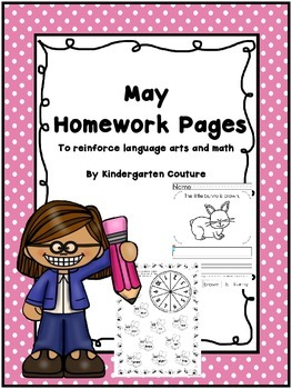 May Homework
