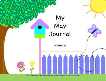 May Journal ~ Writing Prompts